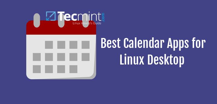 6 Best Calendar Apps for Linux Desktop