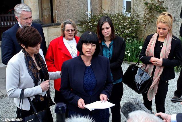 Ben's mother Sharon speaks after the result of the inquest into his death: His family said they knew nothing about his 'cries for help' until they read through witness statements six weeks ago, on the eve of the inquest