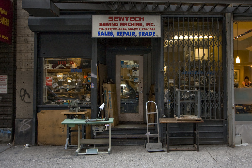 Sewtech sewing machines