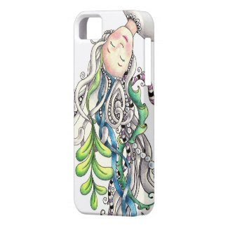 UN-Tangled iPhone 5 case