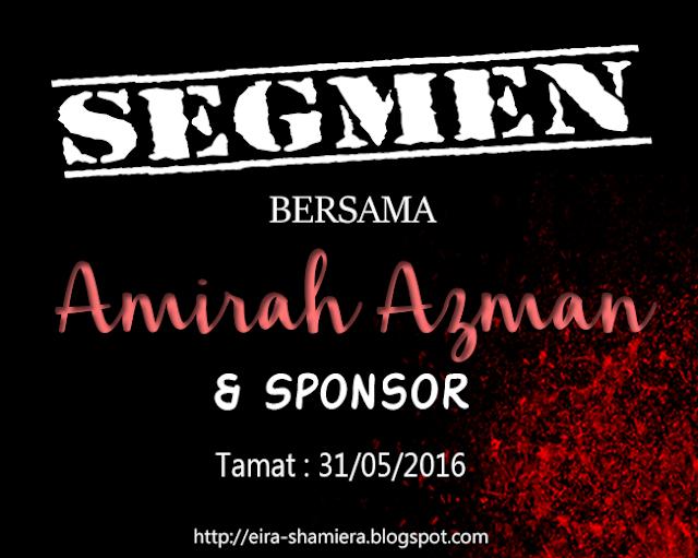 Segmen Bersama Amirah Azman & Sponsor