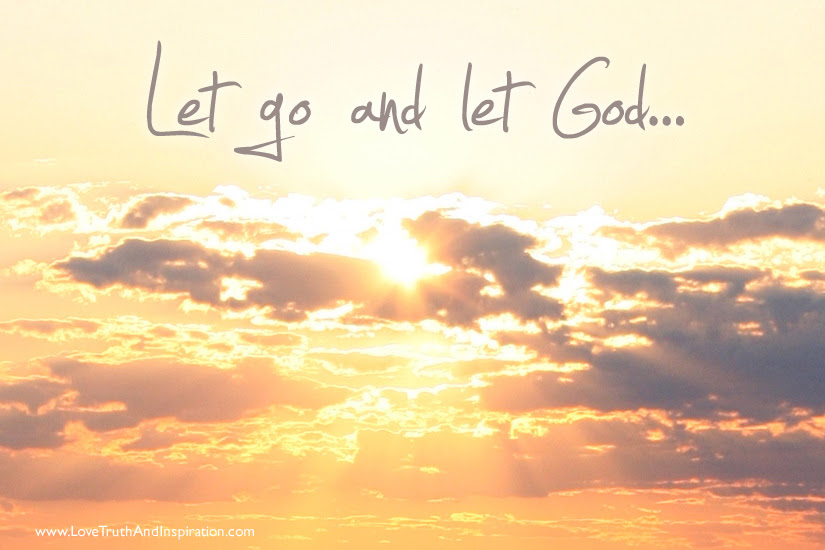 Let Go And Let God Part 10 Of My Story Athletic Courage