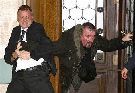 Michael Stone prison wedding: Ulster Loyalist killer