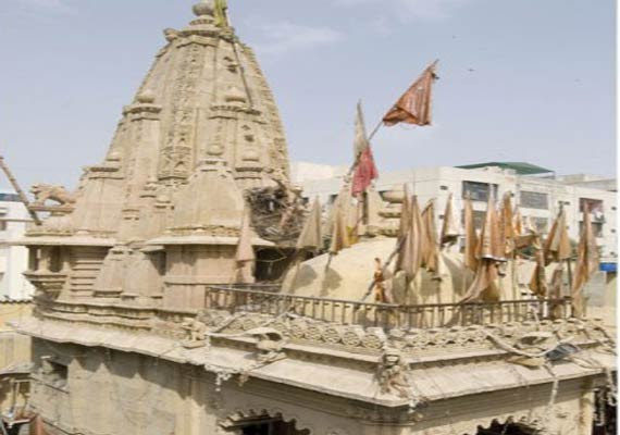1,500-yr-old Panchmukhi Hanuman Temple In Karachi Being Renovated