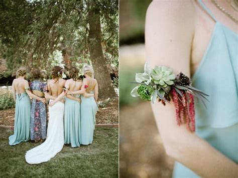 10 Creative & Beautiful Alternative Bridesmaid Bouquets