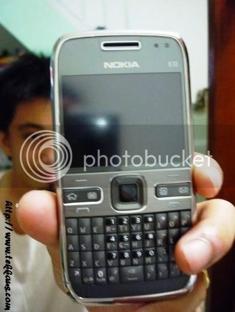 Nokia E72, Nokia Smartphone