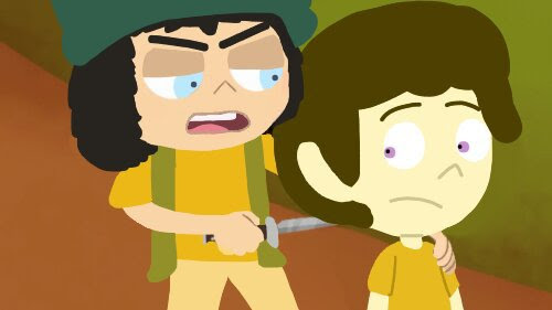 Make Fun Of My Sister Again I Fucking Dare You Camp Camp Amino