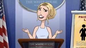 Our Cartoon President Season 1 : Family Leave