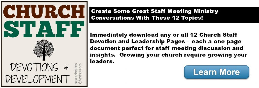 30 Inspirational Quotes To Share With Your Ministry Teams Tim