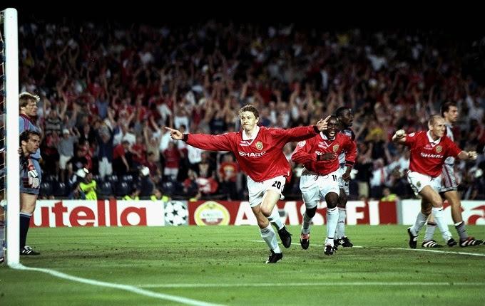 ketika menghadapi Sevilla di laga leg kedua Liga Champions Manchester United Memiliki Moment Terbaik Saat Membalikkan Keadaan Dengan Tim Lawan