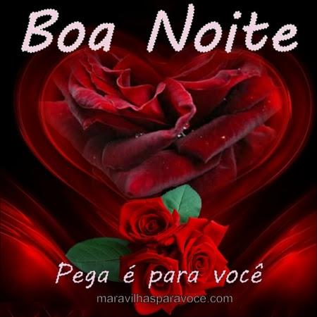 Frases De Boa Noite Com Rosas Frases E Mensagens Em