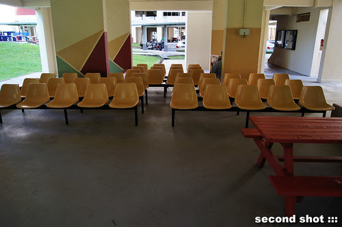 Chairs for Queuing