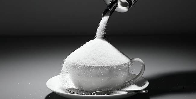 التوقف عن أكل السكر