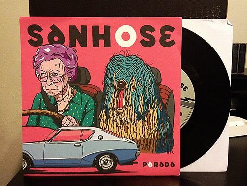 """Sanhose - Parada 7"""" by Tim PopKid"""