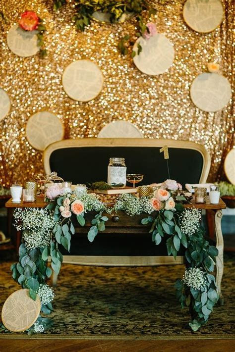 "16 Sweetheart Table Ideas That Will Make You Say ""Aww"