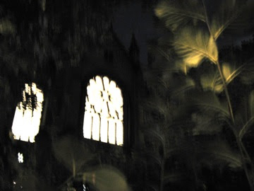 Churches late at night on the walk home...