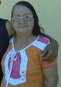 Maria Helena foi morta a golpes de faca peixeira (Foto: Divulgação/Polícia Militar)