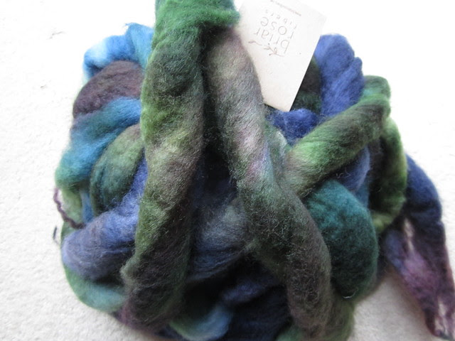 Tour de Fleece 2013 prize from Briar Rose 001