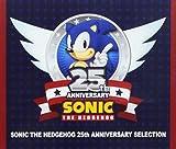 SONIC THE HEDGEHOG 25TH ANNIVERSARY SELECTION(CD2枚組+DVD)