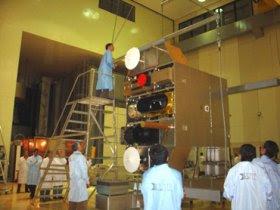 CBERS 3 Brasil y China realizan nuevos testeos en el satélite Cbers 3