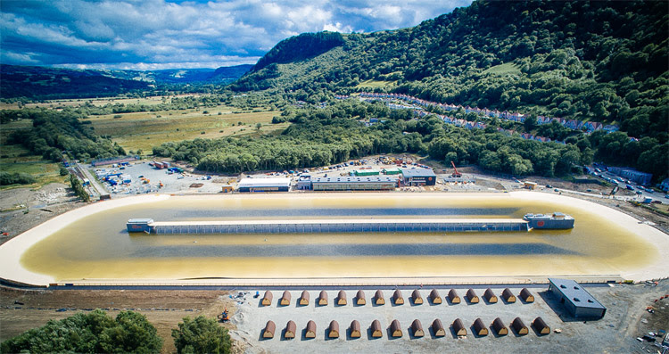 Surf Snowdonia: the world's first surf pool | Photo: Surf Snowdonia