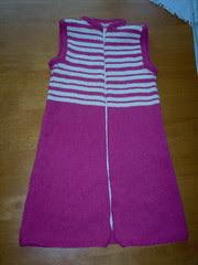 Pikkutytön mekko n. 92 cm
