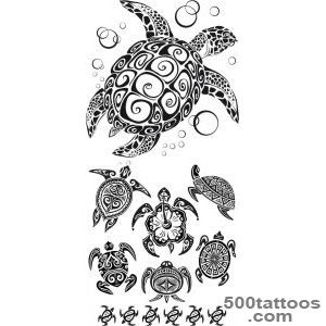 Turtle Tattoo Designs Ideas Meanings Images