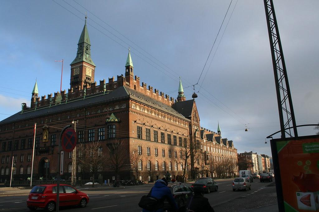 Copenhagen January 14th, 2010