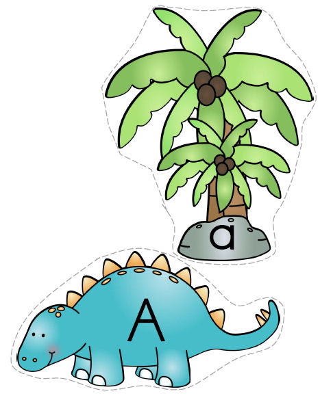 Dinosaurs theme activities and printables for preschool and ...