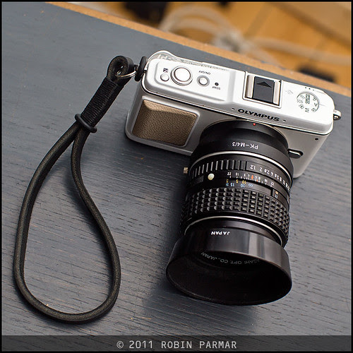 smc Pentax 1:1.2 50mm