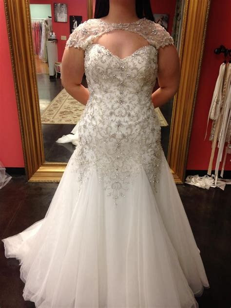 2359 best images about Plus Size Wedding Dresses from