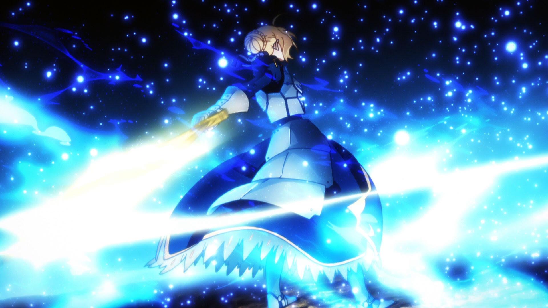 セイバー Fate Zero Fate Staynight セイバー 遠坂凛 壁紙 Iphone