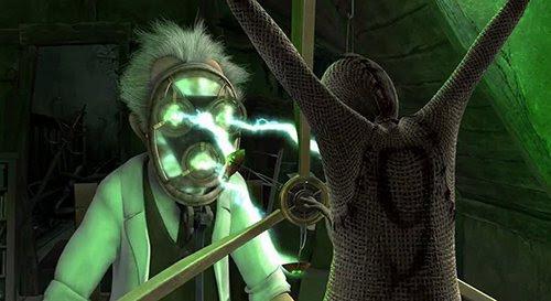 El científico de crear el 9, el último homnuclus teniendo una parte de su alma.