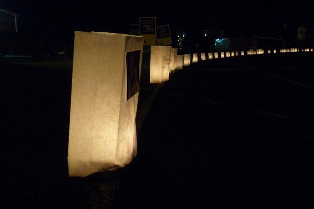 Luminaria bags