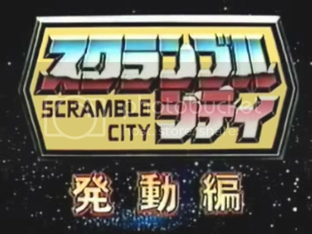 Transformers Scramble City (Toy Version)