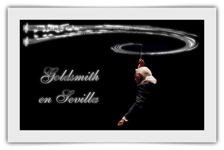 Jerry Goldsmith en Sevilla