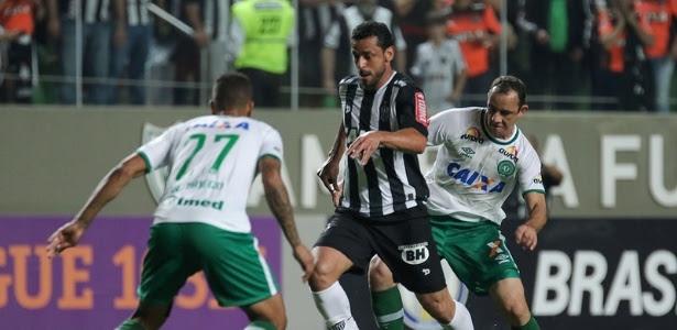 Atlético-MG e Chapecoense devem contar como uma 'exceção' à multa da TV Globo