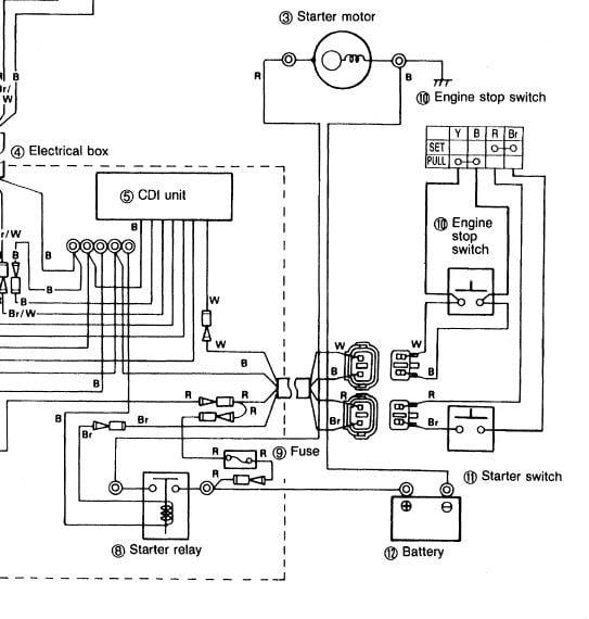 1989 Yamaha Blaster Wiring Diagram Wiring Diagram Local A Local A Maceratadoc It