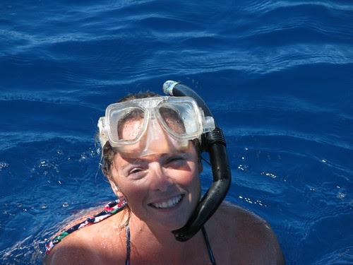 G swimming