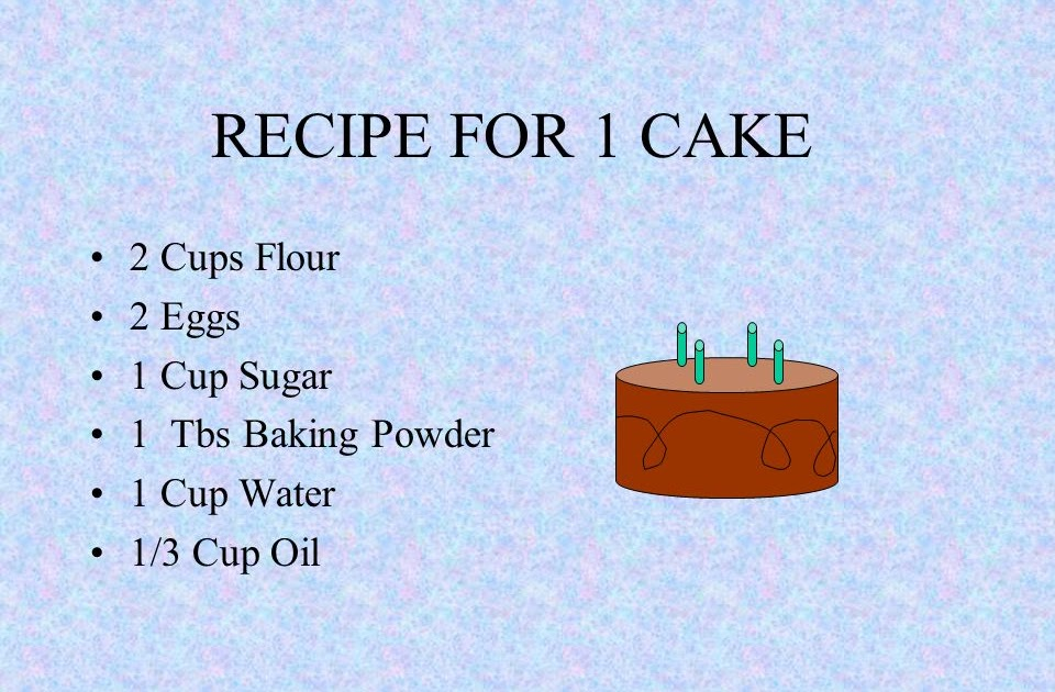 How Much Baking Powder Per Cup Of Flour For Cake Greenstarcandy