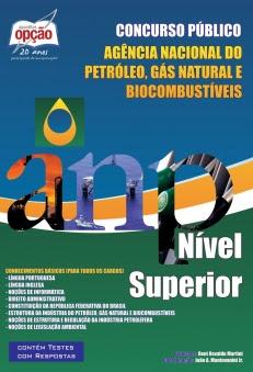 Agência Nac. do Petróleo, Gás Natural e Biocombustíveis (ANP)-BÁSICO PARA TODOS OS CARGOS NÍVEL SUPERIOR