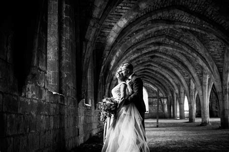 Fountains Abbey Wedding Photography   Photography by Kathryn
