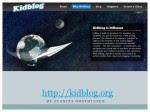 Kidblog presentation