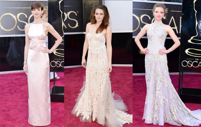 Oscar 2013 | Todos los looks de los famosos en la alfombra roja