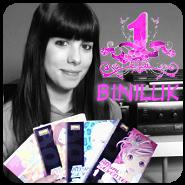 Banner Concurso Primer Aniversario BiniLuk Binilla