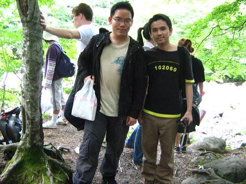 With Joni of Indonesia