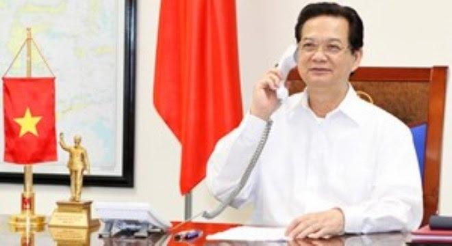 Thủ tướng, điện đàm, chánh văn phòng, Nhà Trắng