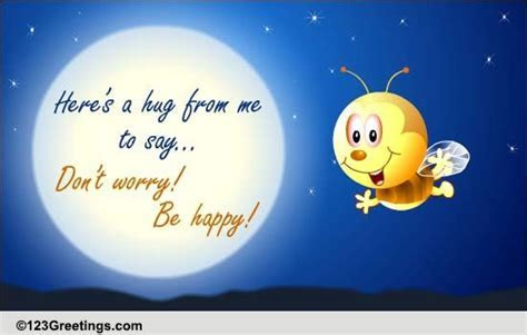 Inspirational Bee! Free Encouragement eCards, Greeting