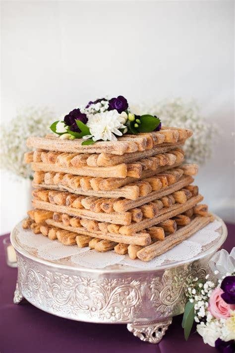 Churro Cake   Latin Wedding Cakes   POPSUGAR Latina Photo 4