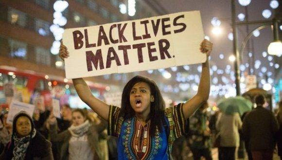 Movimiento Black Lives Matter. Foto: Archivo.